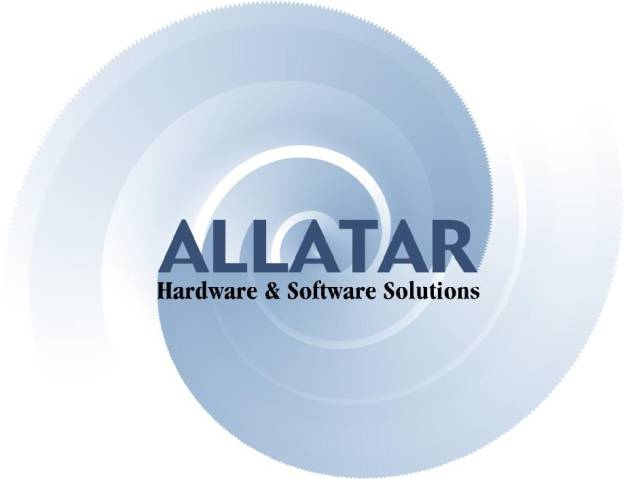 ALLATAR - HARDWARE AND SOFTWARE SOLUTIONS GRAPHIC